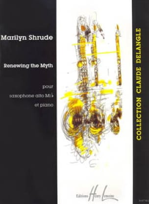 Renewing The Myth - Marilyn Shrude - Partition - laflutedepan.com