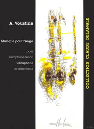 Voustine - Musique Pour L' Ange - Partition - di-arezzo.fr