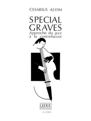 Cesarius Alvim - Special Graves - Partition - di-arezzo.fr