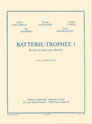 - Battery-Trophy 1 - Sheet Music - di-arezzo.com