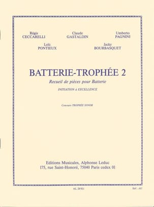 - Battery-Trophy 2 - Sheet Music - di-arezzo.com