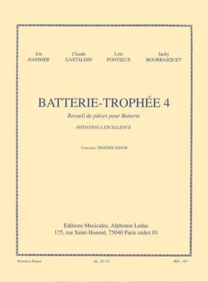 - Battery-Trophy 4 - Sheet Music - di-arezzo.com