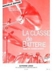 BOURSAULT - LEFEVRE - La Classe de batterie dans les conservatoires cahier 1 - Partition - di-arezzo.fr