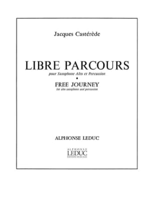 Jacques Castérède - Free Course - Sheet Music - di-arezzo.co.uk