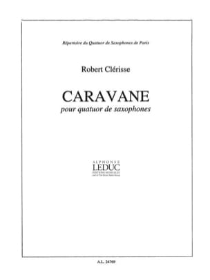 Robert Clérisse - Caravan - Sheet Music - di-arezzo.co.uk