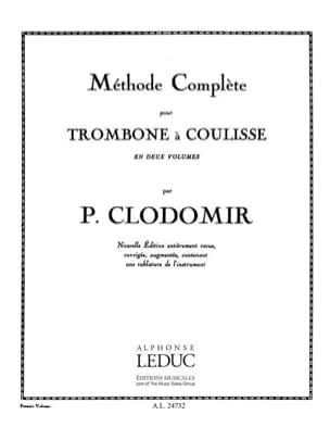 Méthode Complète Volume 1 Pierre-François Clodomir laflutedepan