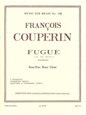 Fugue (on the kyrie) - François Couperin - laflutedepan.com