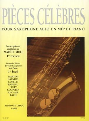 Pièces Célèbres Volume 1 - Partition - di-arezzo.fr