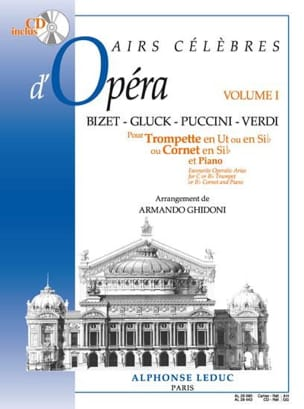 - Famous Airs of Opera Volume 1 - Sheet Music - di-arezzo.com