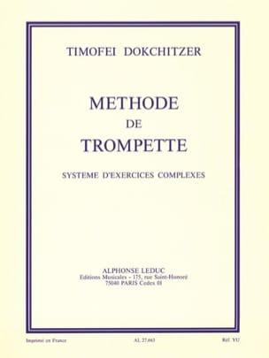Dokchitzer - Méthode de Trompette - Partition - di-arezzo.fr