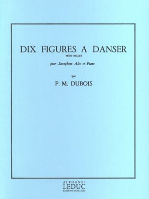 Pierre-Max Dubois - Ten Figures To Dance - Sheet Music - di-arezzo.com