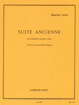 Maurice Jarre - Old Suite - Sheet Music - di-arezzo.co.uk