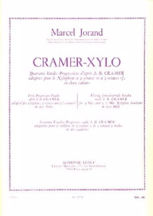 Marcel Jorand - 40 Studies According to Cramer Volume 2 - Sheet Music - di-arezzo.com