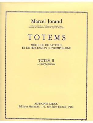Totems 2 - L' Indépendance - Marcel Jorand - laflutedepan.com