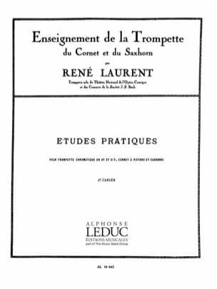 René Laurent - Etudes Pratiques Volume 2 - Partition - di-arezzo.fr