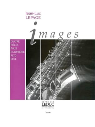 Jean-Luc Lepage - imagery - Sheet Music - di-arezzo.co.uk