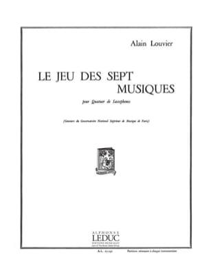 Le Jeu Des Sept Musiques - Alain Louvier - laflutedepan.com