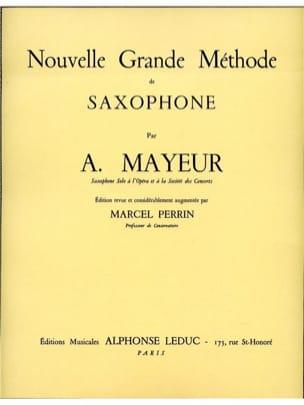 Mayeur - Nouvelle Grande Méthode - Partition - di-arezzo.fr