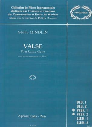 Adolfo Mindlin - Waltz - Sheet Music - di-arezzo.co.uk