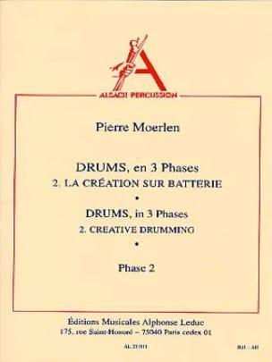 Drums Phase 2 - Pierre Moerlen - Partition - laflutedepan.com