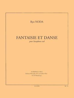 Fantaisie et danse - Ryo Noda - Partition - laflutedepan.com