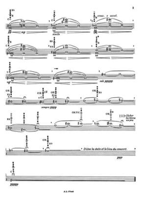 Requiem Shin-En Ryo Noda Partition Saxophone - laflutedepan