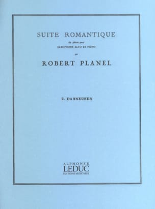 Robert Planel - Romantic Suite Volume 2 - Dancers - Sheet Music - di-arezzo.com