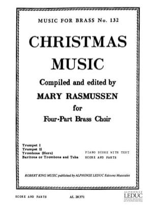 Mary Rasmussen - Christmas Music - Sheet Music - di-arezzo.com