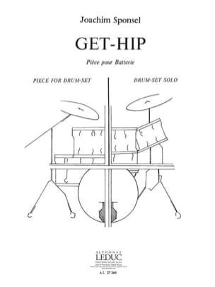 Joachim Sponsel - Get-Hip - Sheet Music - di-arezzo.com