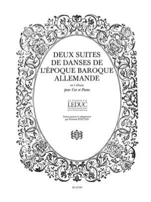 - 2 Dance Suites from the German Baroque Period - Sheet Music - di-arezzo.com
