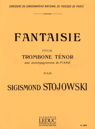 Sigismond Stojowski - Fancy - Sheet Music - di-arezzo.co.uk
