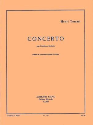 Henri Tomasi - Concerto - Sheet Music - di-arezzo.com