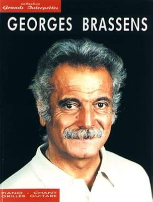 Georges Brassens - Collection Grands Interprètes - Partition - di-arezzo.fr