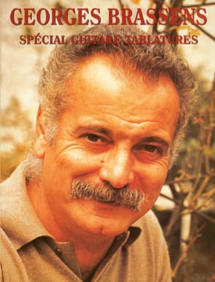 Georges Brassens - Guitar Tabs - 35 Titles - Partition - di-arezzo.co.uk