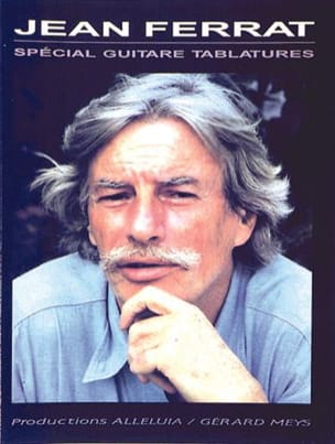 Jean Ferrat - Guitar Tabs - 28 Success - Sheet Music - di-arezzo.co.uk