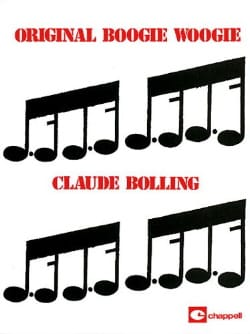 Claude Bolling - Original Boogie Woogie - Sheet Music - di-arezzo.co.uk