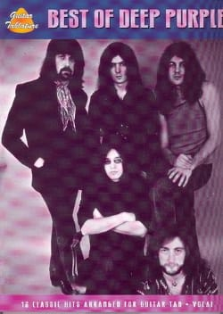 Best Of Deep Purple - Purple Deep - Partition - laflutedepan.com