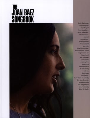 The Joan Baez Songbook Joan Baez Partition Pop / Rock - laflutedepan