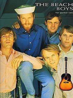 The Beach Boys - The Beach Boys for guitar tab - Partition - di-arezzo.fr