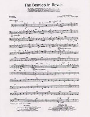 Beatles In Revue - BEATLES - Partition - ENSEMBLES - laflutedepan.com