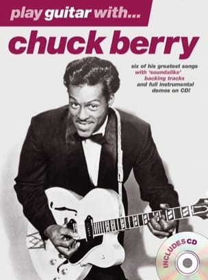 Chuck Berry - Play Guitar With ... Chuck Berry - Sheet Music - di-arezzo.com
