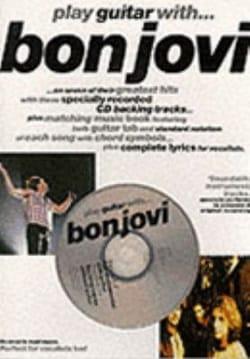 Jovi Jon Bon - Play guitar with Bon Jovi - Sheet Music - di-arezzo.co.uk