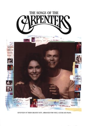 The Carpenters - The Songs Of - Partition - di-arezzo.fr