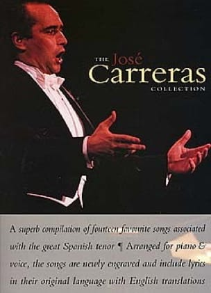 Jose Carreras - Carreras Jose Collection - Partition - di-arezzo.fr