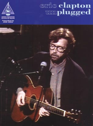 Eric Clapton - Unplugged - Sheet Music - di-arezzo.com