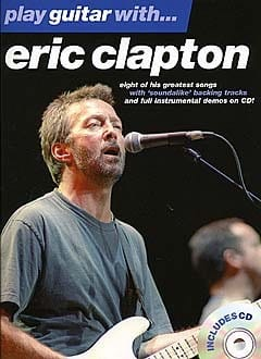 Eric Clapton - Play Guitar With ... Eric Clapton - Sheet Music - di-arezzo.co.uk