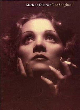 Marlene Dietrich - The Songbook - Partition - di-arezzo.fr