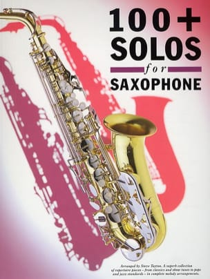 - 100 + Solos For Saxophone - Partition - di-arezzo.fr