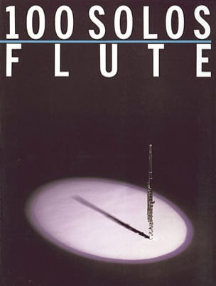 - 100 Solos For Flute - Partition - di-arezzo.fr