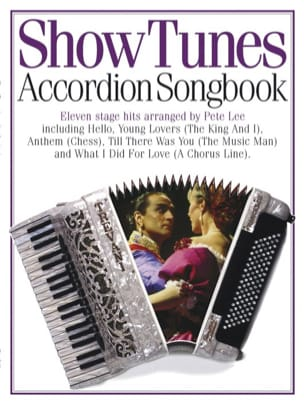 - Accordion Songbook Show Tunes - Sheet Music - di-arezzo.co.uk